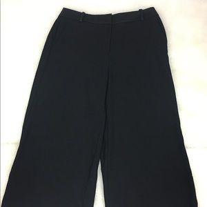 Boden Hampshire Wide leg Culottes Size 6 Black